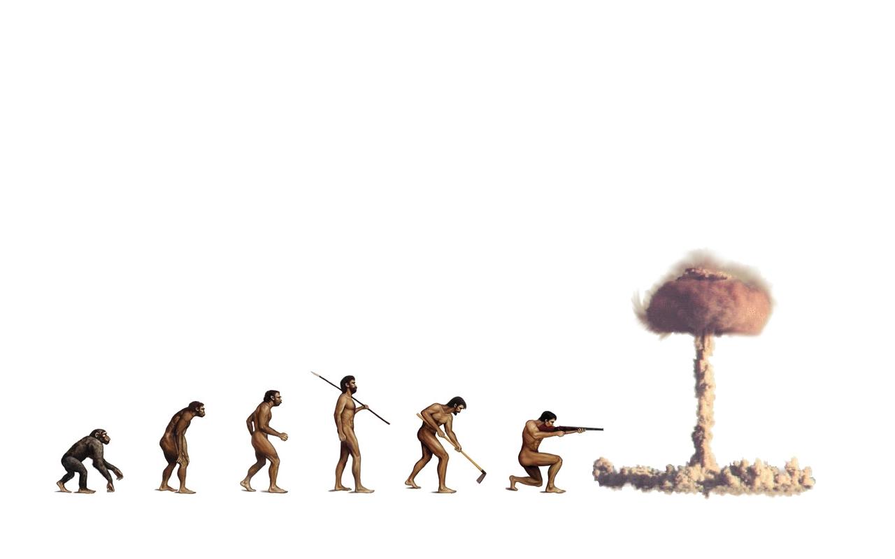 Evolution bomb