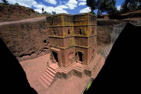 The mysterious rock-hewn churches of Lalibela
