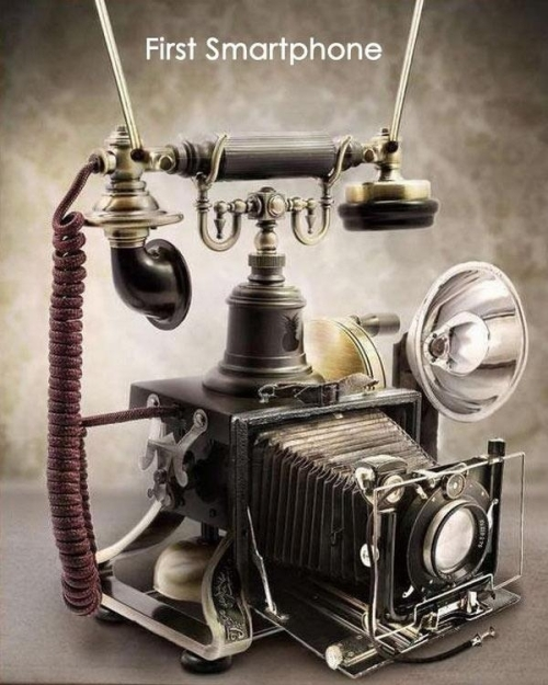 funny-pictures-first-smart-phone