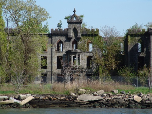 Abandoned Riverside Hospital