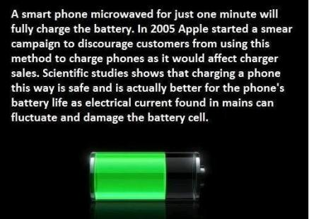 microwavebatterycharge