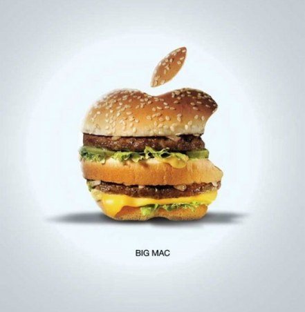 funny-Big-Mac-McDonalds-Apple-logo